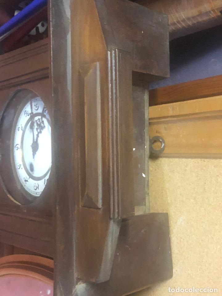 Relojes de pared: Reloj de Pared siglo XIX. - Foto 2 - 206938218