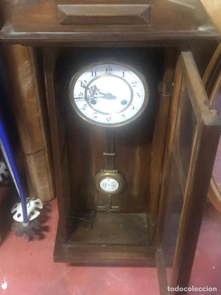Relojes de pared: Reloj de Pared siglo XIX. - Foto 3 - 206938218
