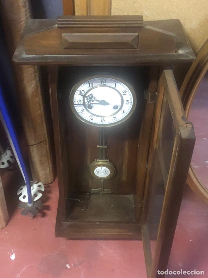 Relojes de pared: Reloj de Pared siglo XIX. - Foto 4 - 206938218