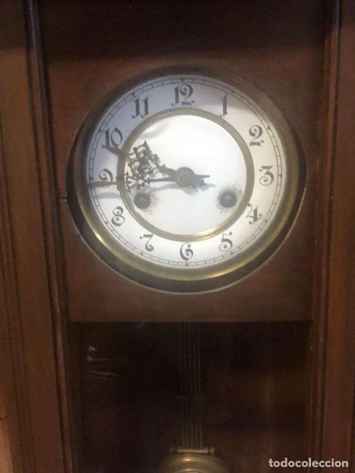 Relojes de pared: Reloj de Pared siglo XIX. - Foto 6 - 206938218