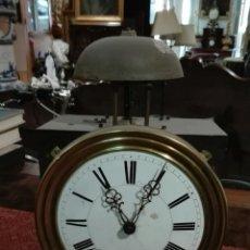 Relojes de pared: MORET RARO SUSPENSION A LA VISTA. Lote 207062587