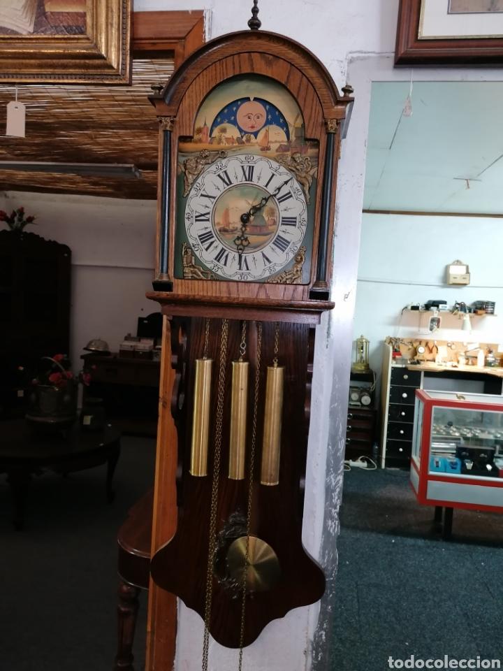 RELOJ BELGA CARRILLON (Relojes - Pared Carga Manual)