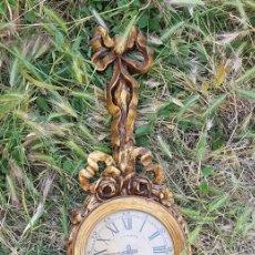 Relojes de pared: RELOJ ACANTO. Lote 208459181