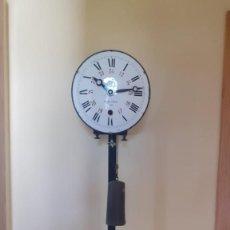 Relojes de pared: RELOJ ANTIGUO ESTACIÓN DE FERROCARRIL PAUL GARNIER. Lote 208695526