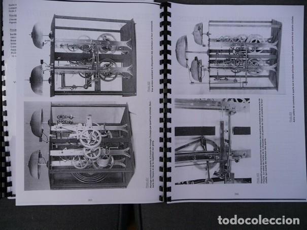 Relojes de pared: Una copia del libro Comtoise marca el Morbier el Morez por Francis Maitzner y Jean Moreau - Foto 7 - 209648203