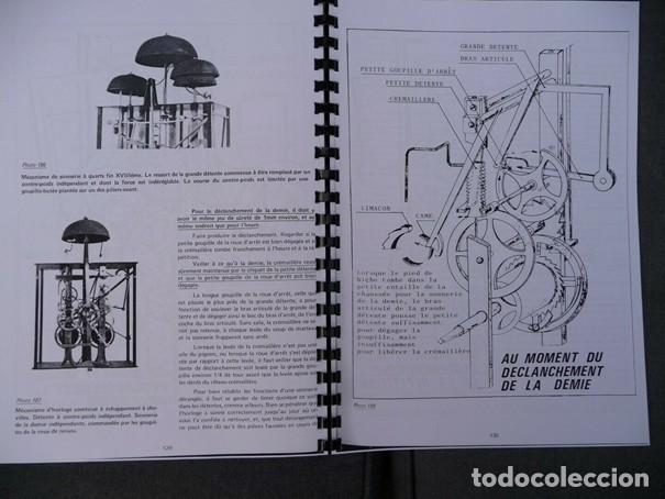 Relojes de pared: Una copia del libro Comtoise marca el Morbier el Morez por Francis Maitzner y Jean Moreau - Foto 9 - 209648203