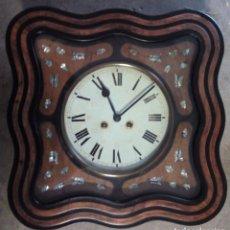 Relojes de pared: ANTIGUO RELOJ OJO DE BUEY DE PRINCIPIOS DEL SIGLO XX. Lote 209667270