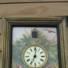 Relojes de pared: ORIGINAL CUCO DE LA SELVA NEGRA DE ALEMANIA- FUNCIONA PERFECTAMENTE-DOBLE SONERIA CUCO Y GONG. Lote 209966808