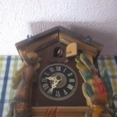 Relojes de pared: RELOJ CUCO SELVA NEGRA. Lote 210147346