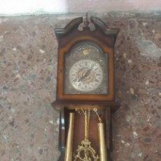 Relojes de pared: RELOJ DE PARED AÑOS 70. Lote 210149648