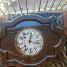 Relojes de pared: RELOJ DE PARED ANTIGUO MODERNISTA. Lote 210527612