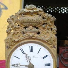 Relojes de pared: PRECIOSO RELOJ MOREZ. Lote 210551676