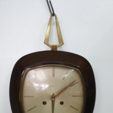 Relojes de pared: RELOJ DE PARED JUNGHAN. Lote 211409710