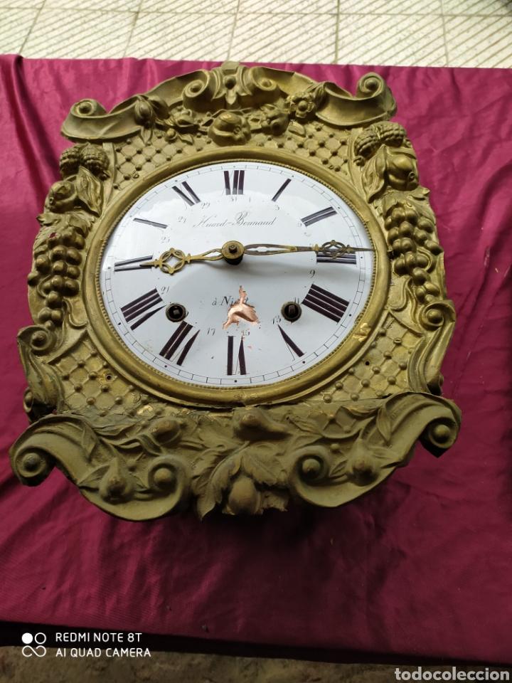 RELOJ MOREZ (Relojes - Pared Carga Manual)