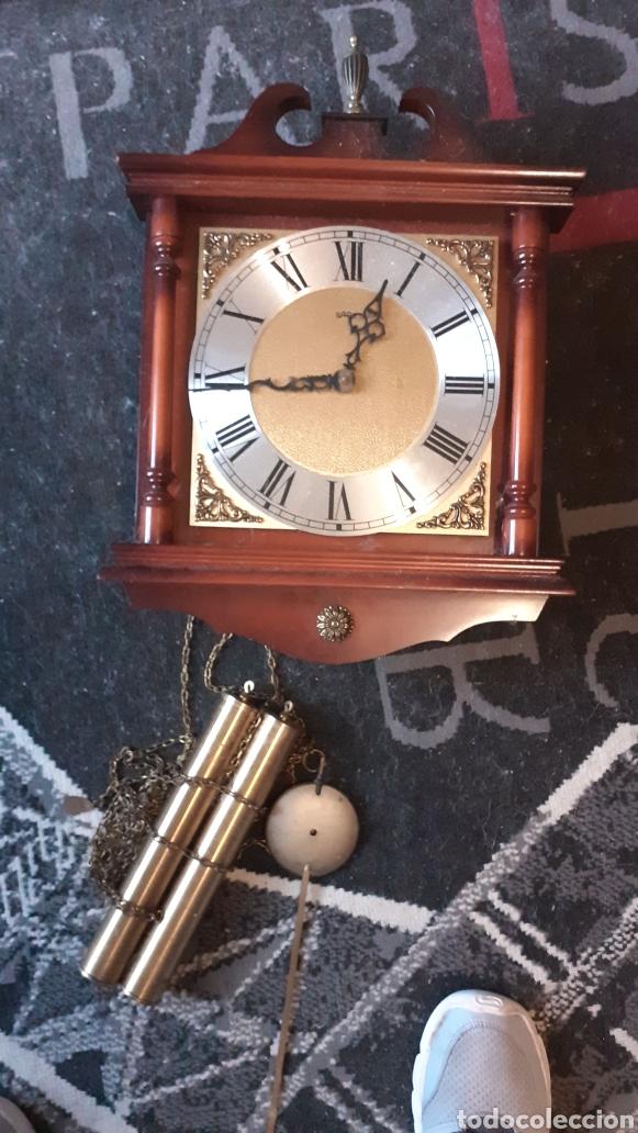 RELOJ PARED SARS (Relojes - Pared Carga Manual)