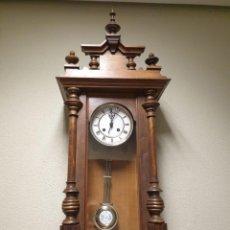 Relojes de pared: RELOJ DE PARED ALFONSINO. Lote 211651928