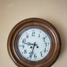 Relojes de pared: RELOJ DE PARED OJO DE BUEY. Lote 212338903