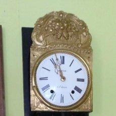 Relojes de pared: ANTIGUO RELOJ MOREZ COMTOISE FUNCIONANDO. Lote 212524625