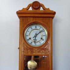 Relojes de pared: RELOJ DE PARED L&L CLOCK ENGLAND. Lote 213640612