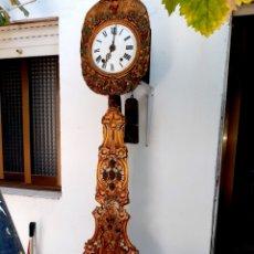Relojes de pared: RELOJ DE PENDULO REAL..VER FOTOS.. Lote 214048342