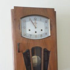 Relojes de pared: RELOJ PARED CARILLON MARCA. REGULADORA. Lote 214485986