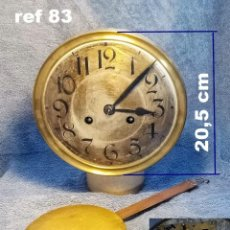 Relojes de pared: MÁQUINA ADECUADO PARA REEMPLAZO, REF 83. Lote 214782605