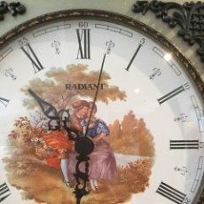 Relojes de pared: RELOJ DE PARED. Lote 215254526