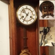 Orologi da parete: MÁQUINA COMPLETA GUSTAF BECKER PARA REGULADOR.. Lote 215407801