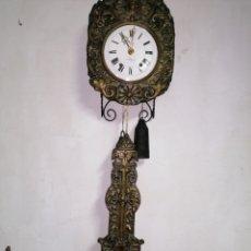 Relojes de pared: RELOJ DE PÉNDULO REAL AUTÓMATA. Lote 216641950