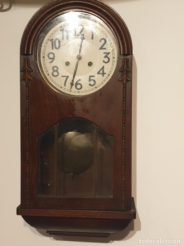 RELOJ DE PARED PENDULO (Relojes - Pared Carga Manual)