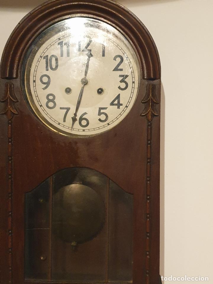 Relojes de pared: RELOJ DE PARED PENDULO - Foto 3 - 216825193
