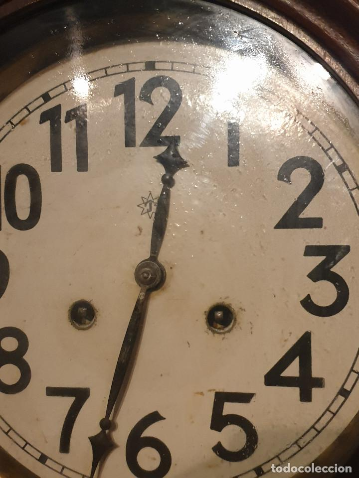 Relojes de pared: RELOJ DE PARED PENDULO - Foto 5 - 216825193