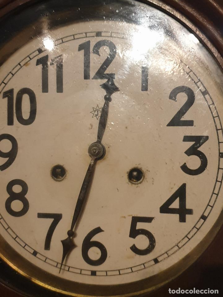 Relojes de pared: RELOJ DE PARED PENDULO - Foto 6 - 216825193