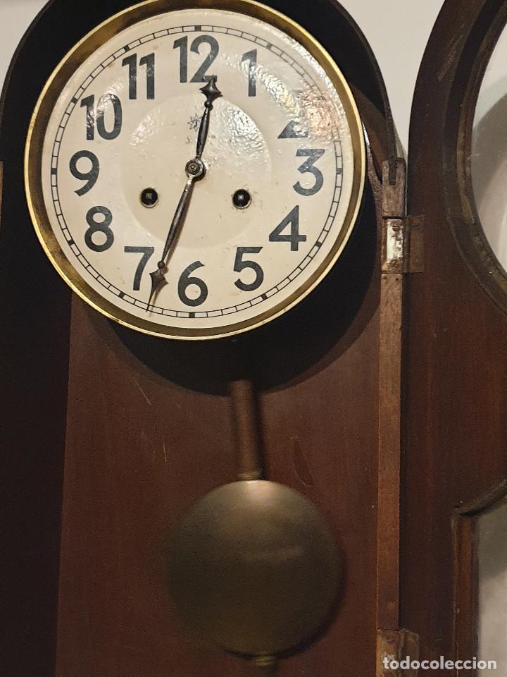 Relojes de pared: RELOJ DE PARED PENDULO - Foto 13 - 216825193