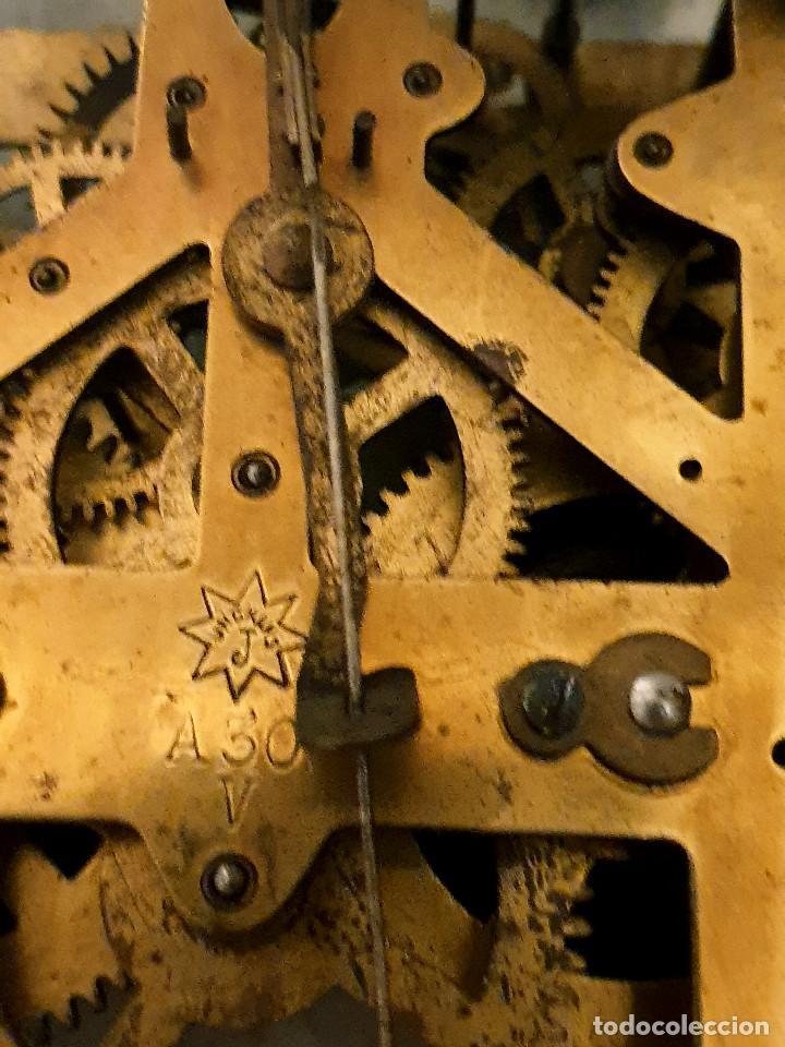 Relojes de pared: RELOJ DE PARED PENDULO - Foto 14 - 216825193