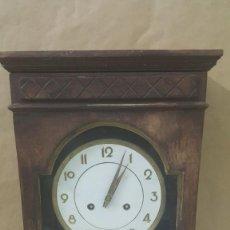 Relojes de pared: RELOJ ANTIGUO DE PARED ESPAÑA. Lote 217167792