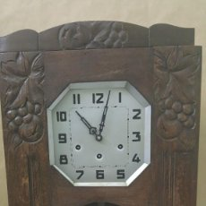 Relojes de pared: RELOJ CARRILLON DE PARED. Lote 217167945