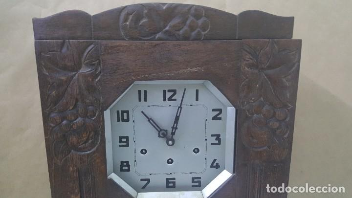 Relojes de pared: RELOJ CARRILLON DE PARED - Foto 2 - 217167945