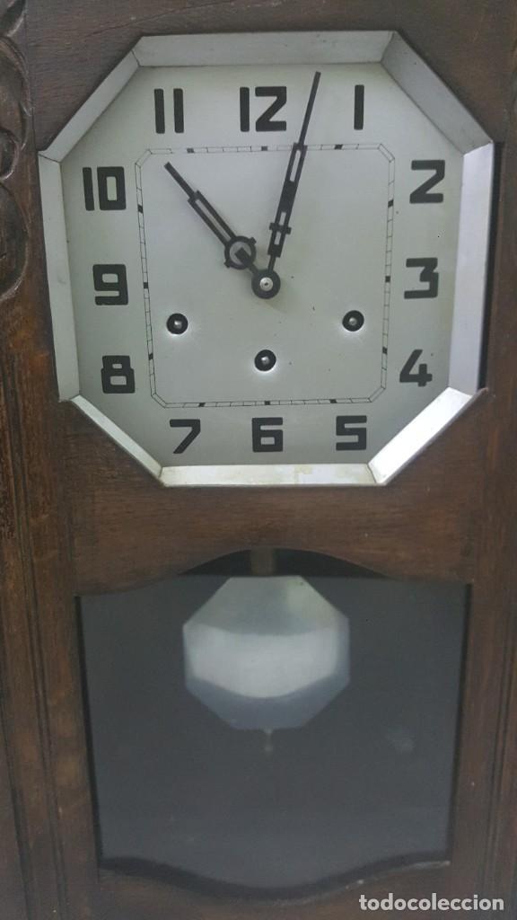Relojes de pared: RELOJ CARRILLON DE PARED - Foto 4 - 217167945