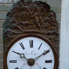 Orologi da parete: ANTIGUO RELOJ MOREZ. Lote 217374553