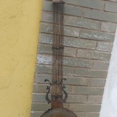 Orologi da parete: PÉNDULO 9 VARILLAS, ANTIGUO. Lote 217408111