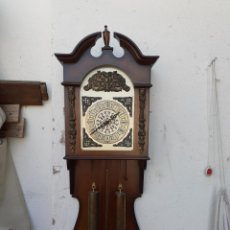 Relojes de pared: RELOJ DE PARED DE PESAS RADIANT. Lote 261524730