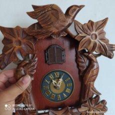 Orologi da parete: CUCO FUNCIONA A PILAS. Lote 217431617