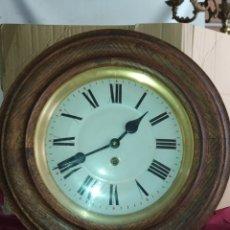 Orologi da parete: PRECIOSO RELOJ DE ESTACION. Lote 217630710