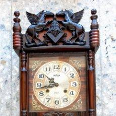 Relojes de pared: RELOJ DE PARED OTRON. Lote 217685436