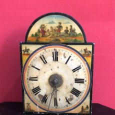Relojes de pared: RELOJ ANTIGUO PARA RESTAURAR . VER FOTOS. Lote 217703523