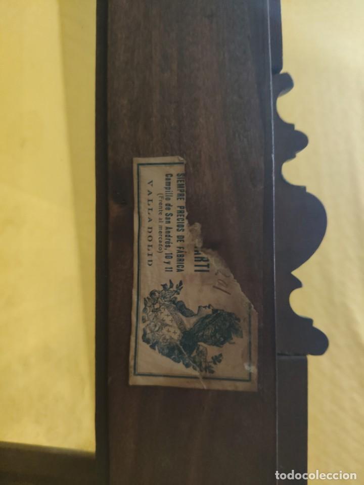 Relojes de pared: RELOJ DE PARED CON PÉNDULO SIGLO XX, 6000-070C - Foto 17 - 217844086