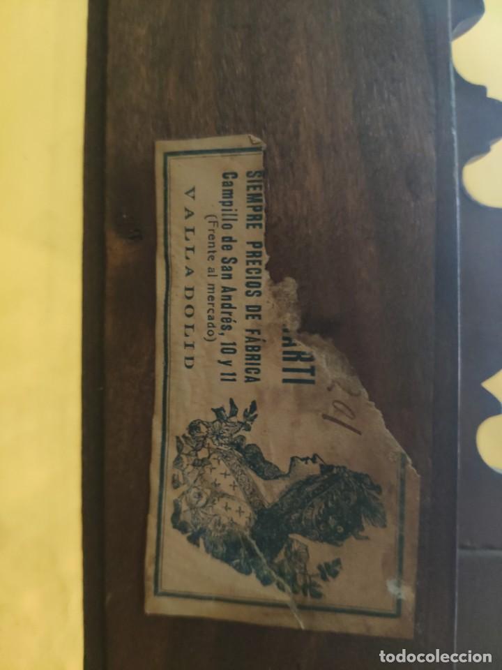 Relojes de pared: RELOJ DE PARED CON PÉNDULO SIGLO XX, 6000-070C - Foto 18 - 217844086