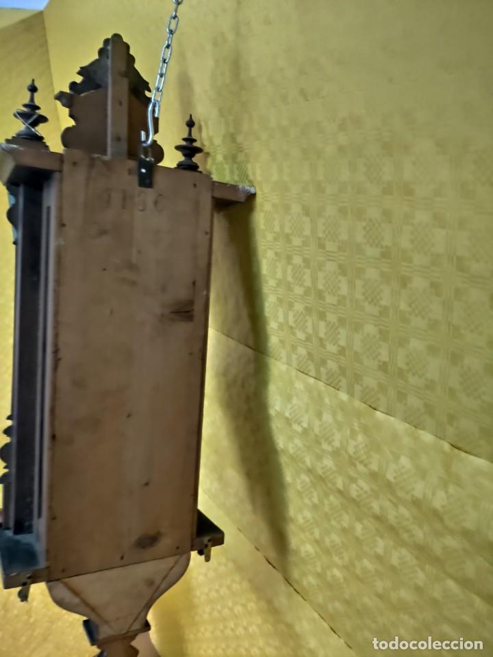 Relojes de pared: RELOJ DE PARED CON PÉNDULO SIGLO XX, 6000-070C - Foto 20 - 217844086