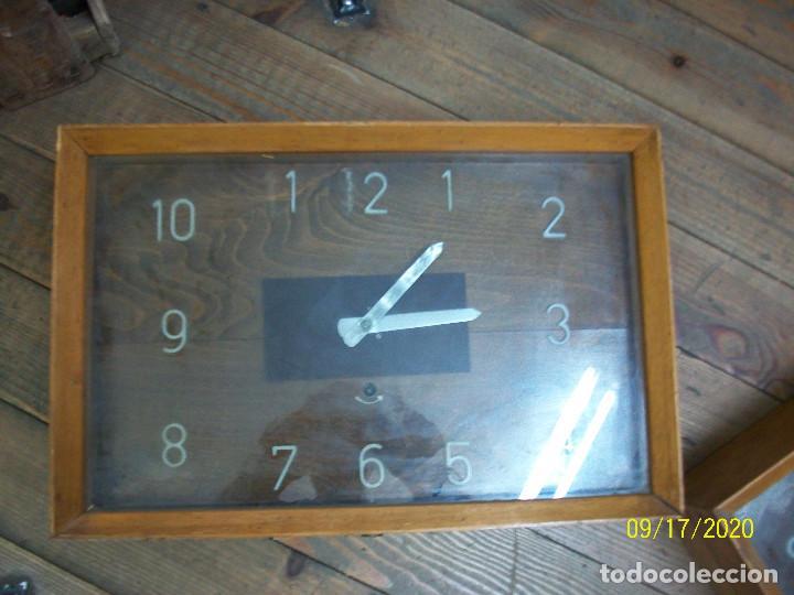 Relojes de pared: PAREJA DE RELOJES- FUNCIONAN - Foto 2 - 218037051